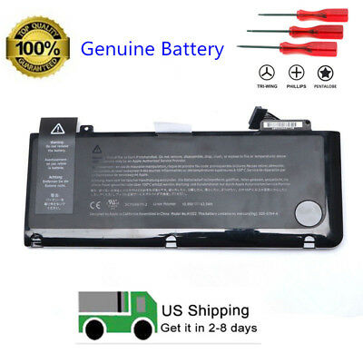 """Genuine A1322 Battery For  Macbook Pro 13"""" A1278 Mid 2009/2010/2011/2012"""