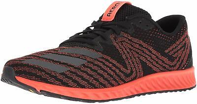 best loved 8374e cb66e Adidas Aerobounce pr m Mens Athletic Shoes Black red 12 US  11.5 UK