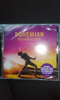 Queen Bohemian Rhapsody Movie Film Soundtrack ** Brand New Album/Sealed **