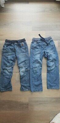 Next 2 Pair Of Boy Jeans Age 7