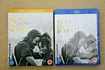 Blu-Ray  A Star Is Born         Brand New Sealed Uk Stock