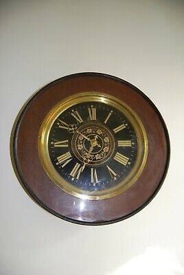 An old french school clock
