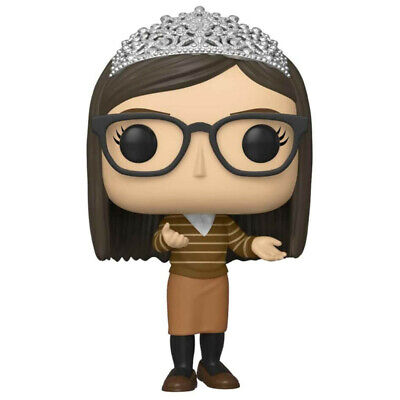 Amy / The Big Bang Theory / Figurine Funko Pop