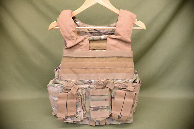 Tactical Assault Gear TAG Rampage Releasable Armor Carrier Multicam Large XL #73