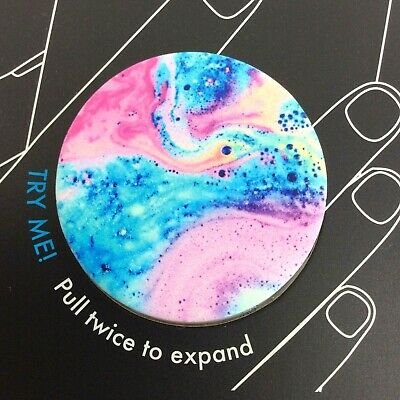 New POPSOCKETS Expandable Phone Holder Grip & Stand Hands Free Universal SWIRL