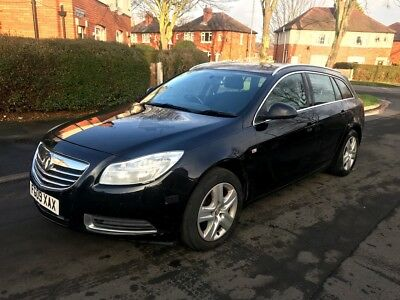 Vauxhall Insignia Estate CDTI Nav 130bhp (NO MOT) Spares or Repair