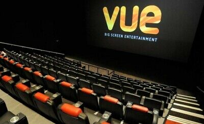 Vue Adult /child 2D Cinema E-Ticket Codes Instant Free Delivery Email