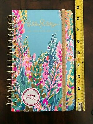 af1a0ea7517733 Lilly Pulitzer 12 Month Medium Agenda, Planner in Catch The Wave 2019, New