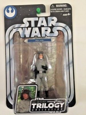 Star Wars 2004 Original Trilogy Collection OTC 35 Han Solo ROTJ AT-ST Driver