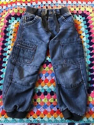 Boys Denim And Co Jeans Aged 3-4 Years