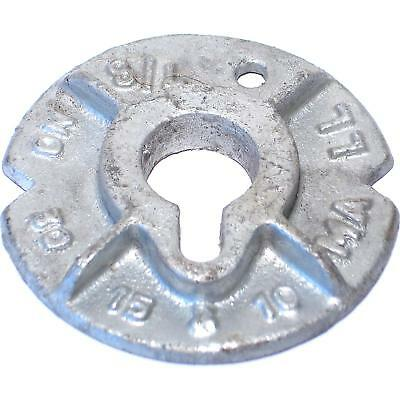 Midwest Hard-to-Find Fastener 014973151768 Malleable Washers, 7/8, Piece-25
