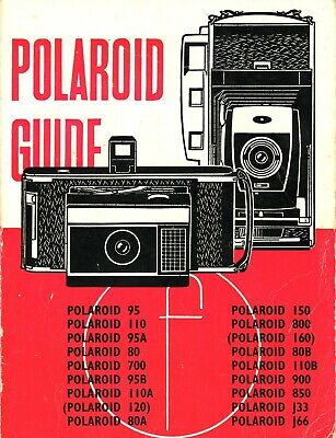 The Polaroid Guide - Focal Press, 1st Edition, October 1962