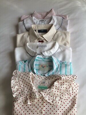 STOCK CACHAREL,HENRY COTTONS VINTAGE 80 N.6 Camice/camicette bambina/ragazza