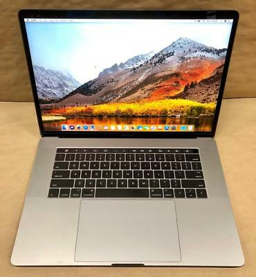 """Apple MacBook Pro 15.4"""" 512GB Laptop with Touchbar - MLW82LL/A - Late 2016"""