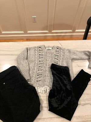 Lot of girls clothes size 7/8 Abercrombie, Childrens Place & Squeeze