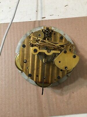 Antique New Haven Winsome Westminster Chime Banjo Clock Movement