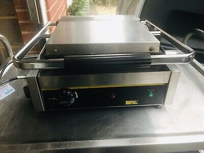 buffalo panini grill Commercial Contact Grill Spares Or Repair