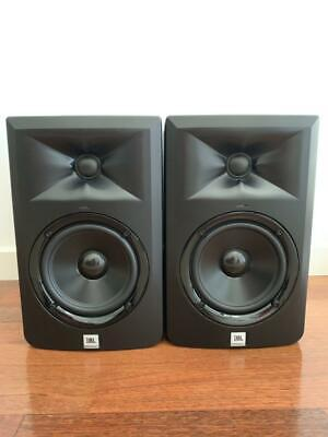 JBL Series 3 Studio Monitors Speakers Great condition.