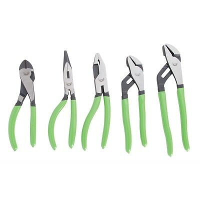 Monster Mst97737  5-Piece Angled Pliers Plus Groove Joint Pliers Set(New)
