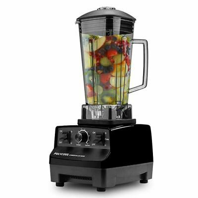 Commercial Blender Mixer Juicer Food Processor Smoothie Ice Crush