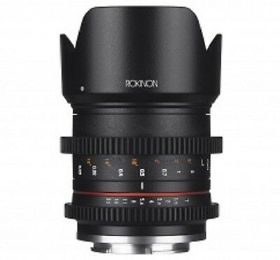 New Rokinon 21mm T1.5 High Speed Wide Angle Cine Lens for Sony E Mount CV21M-E