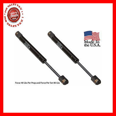 Truck Camper Shell Lift Supports Struts Shocks Gas Spring 10 Inches 2 Pack