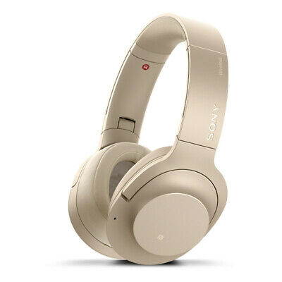 Sony H.Ear On 2 Wireless Noise Cancelling Headphones WH-H900N - Gold