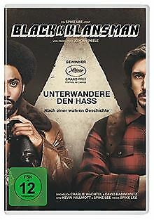 BLACKkKLANSMAN by Lee, Spike | DVD | condition very good
