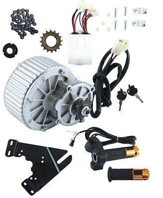 "24V 450W Electric Bicycle Motor Kit, Easy to DIY E-Bike Kit for 20""-28""bike"