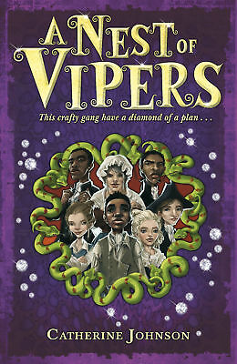 Catherine Johnson - A Nest of Vipers (Paperback) 9780552557627