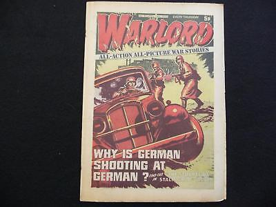 Warlord comic issue 30 (LOT#1428)