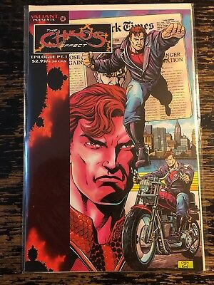 CHAOS EFFECT #1 (1994 VALIANT) Free Combine Shipping