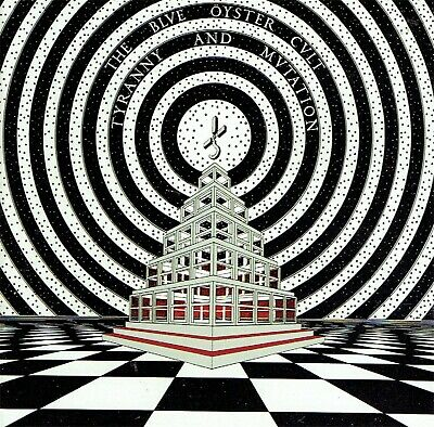 CD - THE BLUE OYSTER CULT - Tiranny And Mutation