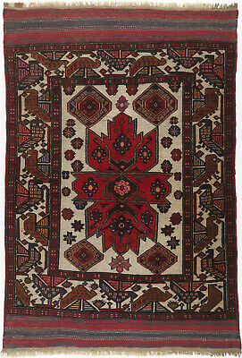 Nimbaft Teppich Rug Carpet Tapis Tapijt Tappeto Alfombra Orient Perser Afghan