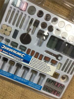 CLEARANCE LOT 267204 DREMEL TYPE  SET 216pc ROTARY TOOL SET SANDING GRINDING CUT