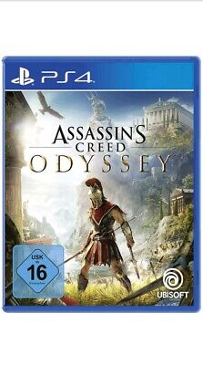 Assassin's Creed Odyssey - PS4 - (Sony, Playstation 4)