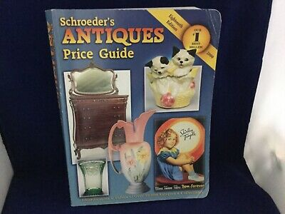 Schroeder's Antiques Price Guide, Identification & Values Of Over 50,000 Antique