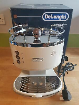 De'Longhi Icona Vintage Traditional Pump Espresso Coffee Machine ECOV311.BG