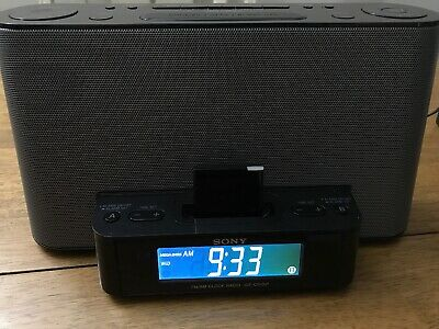 427f9776f8b SONY DREAM MACHINE ICF-CS10iP~AM FM Clock Radio w  ipod iphone