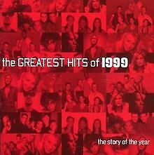 The Greatest Hits of 1999 by Various Artists   CD   condition good