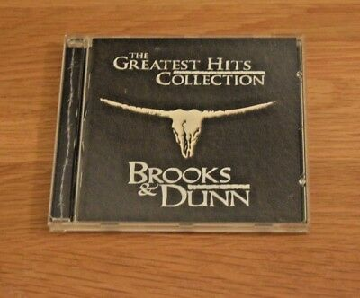 Brooks and Dunn - The Greatest Hits Collection  CD