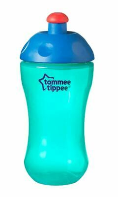 Tommee Tippee First Sports Baby Essentials Bottle Freeflow 12m+, 300ml, Blue