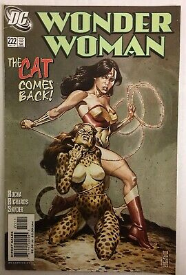 Wonder Woman #222 (2005) VF/NM Condition