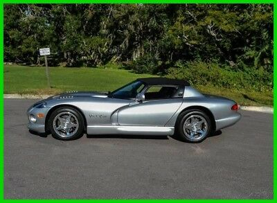1998 Dodge Viper 450 horse power, 6 speed manual transmission 1998 Dodge Viper RT/10 only 14,914 miles