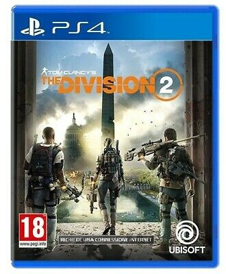Tom Clancy's The Division 2 Ps4 - Playstation 4 - Disponibile !