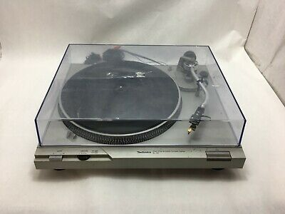 Technics Turntable System SL-D2 - For Parts or Repair (A)