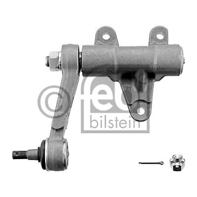 Idler Arm with Castle Nut and Split-Pin Front Axle | Febi Bilstein 41307
