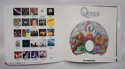Queen A Night At The Opera 180g Vinyl LP Record Collection w/Booklet from Japan