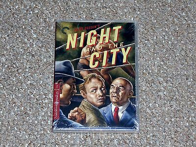 Night and the City DVD 2015 2-Disc Set Criterion Collection Brand New