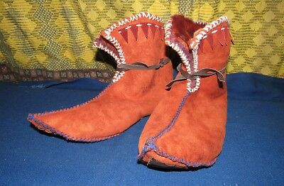 Ancient Semi Boots Scythian-Sarmatia Handmade Authentic replica #2